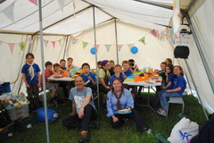Cubs special centenery birthday camp Summer '16