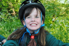 Cubs local cycle ride Spring '16