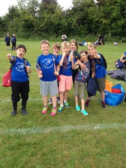 Cubs 100 County Fun Day Team June '16