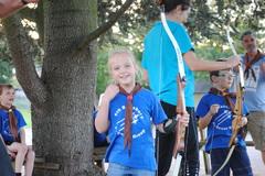 Beavers Archery Sep '16
